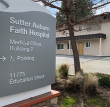 Sutter Auburn Wound and Ostomy Care Center