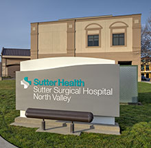 Sutter Surgical Hospital North Valley