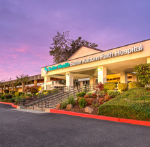 Sutter Auburn Faith Hospital Emergency Department