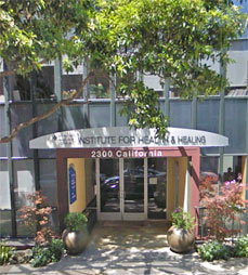 Institute for Health & Healing | 2300 California Street