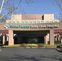 Sutter Davis Hospital Outpatient (Ambulatory) Surgery Center