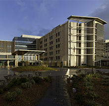 Peninsula Medical Center Lab Draw Station, Burlingame Campus