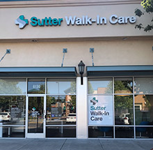 West Sacramento Walk-In Care