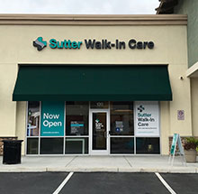 Rancho Cordova Walk-In Care