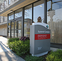 Summit Campus Emergency Department