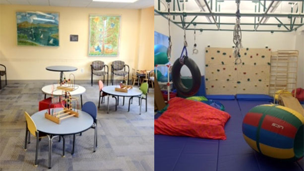 Kalmanovitz Child Development Center at CPMC