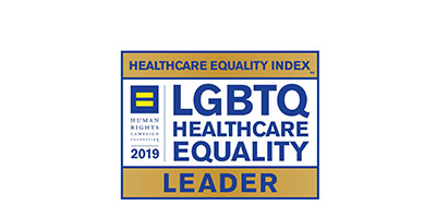 Healthcare Equality Index, LGBTQ Healthcare Equality Leader 2019
