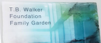 T.B. Walker Foundation Family Garden